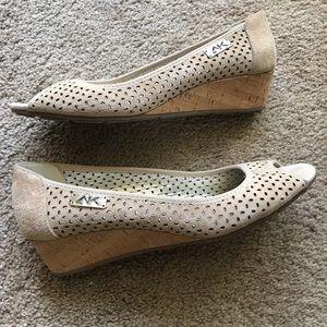 Anne Klein Cadwyn Wedge Shoe